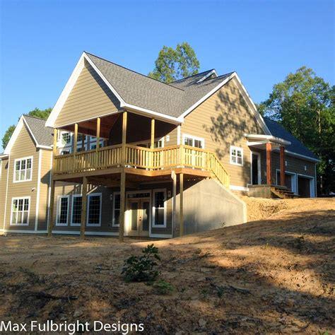 Hillside Walkout Basement House Plans 28 Images 15 Story