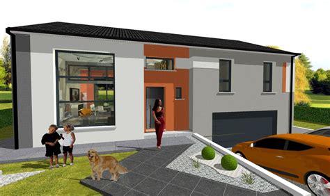 plan de maison contemporaine 4 chambres concept omega 1 maison contemporaine batisseurs actuel