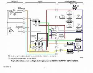 Carrier Thermostat Wiring Diagram With Image Of Furnace