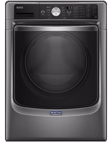 Maytag Metallic Slate Front Load Steam Washer   MHW8200FC