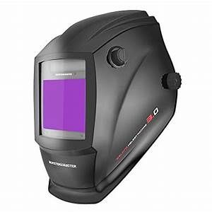 Welding Helmet Lens Shade Guide With Chart