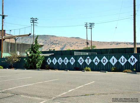 Kiger Stadium - Klamath Falls Oregon - Former Klamath ...