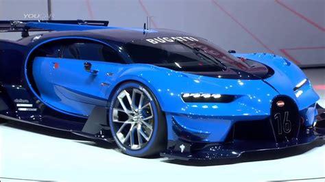 Bugatti Chiron Gt Vision bugatti vision gt or bugatti chiron concept iaa 2015
