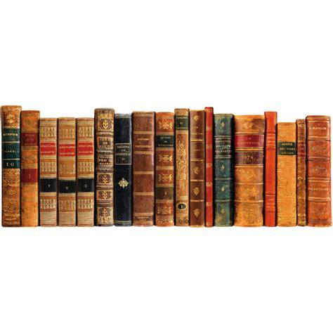 parure de bureau en cuir sticker tête de lit quot livres anciens quot trompe l 39 oeil