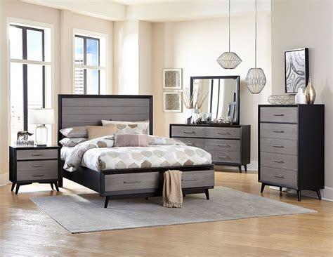 barnwood bedroom set homelegance raku bedroom set barnwood grey 1711 bedroom