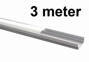Led Alu Profil 3 Meter : led profiel 3 meter 7mm slim plat model abc ~ Buech-reservation.com Haus und Dekorationen