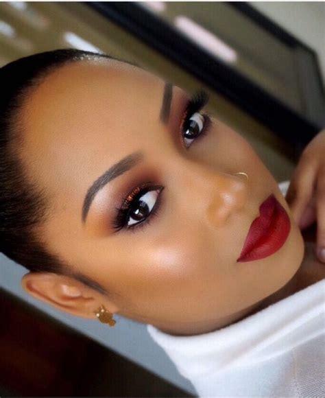 wedding makeup  black women   wedding makeup cuteweddingideascom makeup