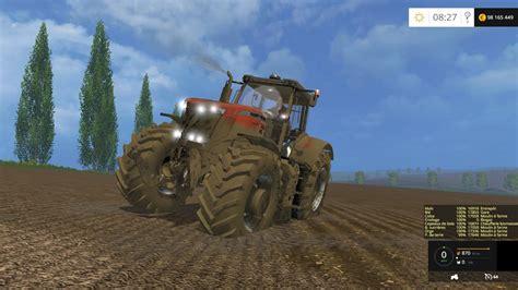 massey ferguson   ls  farming simulator