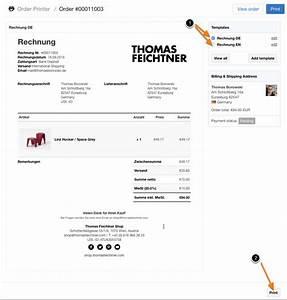 Rechnung Fußzeile : automatische rechnungserstellung infos zur nutzung shopifyexperte ~ Themetempest.com Abrechnung