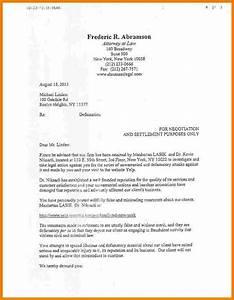 10 demand letter breach of contract sales slip template With free breach of contract letter template