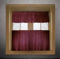 burgundy valance curtains curtains blinds