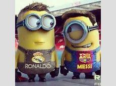 Minions hinchas del Real Madrid Humor e imágenes