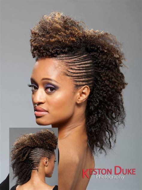 Twa Mohawk Hairstyles by Twa Braided Hairstyles By Admin November 14 2012