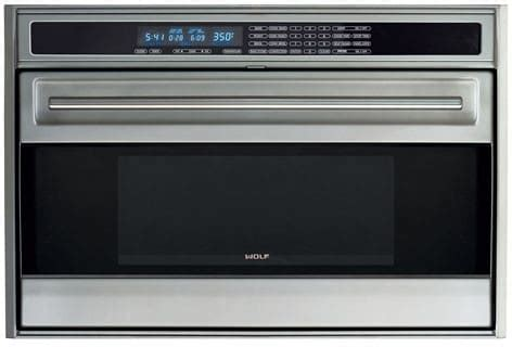 Wolf SO36US 36 Inch Single Electric Wall Oven with 4.4 cu