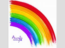 Beautiful rainbow logo vector free vector download 78,591