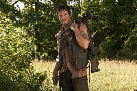 Norman Reedus Talks The Walking Dead Season 5