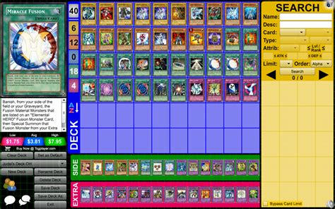 Jaden Yuki Deck List Season 4 by Jaden Yuki Season 4 Deck Www Pixshark Images