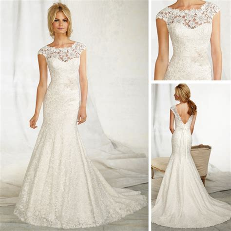 2013 Alibaba Wedding Dress Of Fishtail Lace Vintage