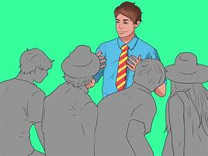 How to Speak to a Group: 10 Steps (with Pictures) - wikiHow