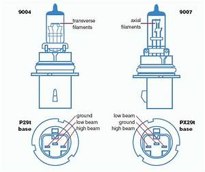 Hid Bulbs 9004 Wiring Diagram