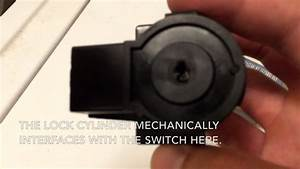 2002 Ford Escape Ignition Switch