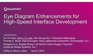 Pdf  Eye Diagram Enhancements For High