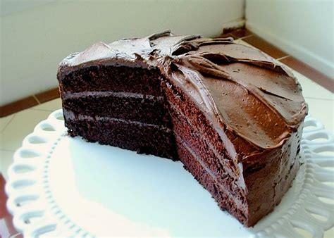 chocolate cake  scratch recipe simplyrecipescom