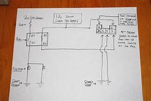 Diy  Wiring Oem Foglamp Switch W   Aftermarket Lights