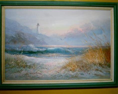 bid or bay oils karl neumann original painting was sold for