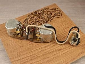 Wiring Harness Jazz Bass 1960 - 1962 J-bass