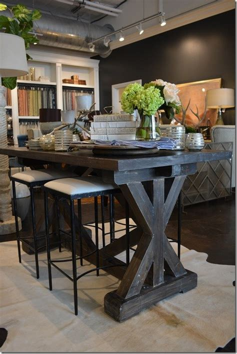 whats  wednesday rustic gathering table heather scott home design