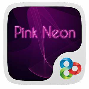 Pink Neon Launcher Android Apps on Google Play