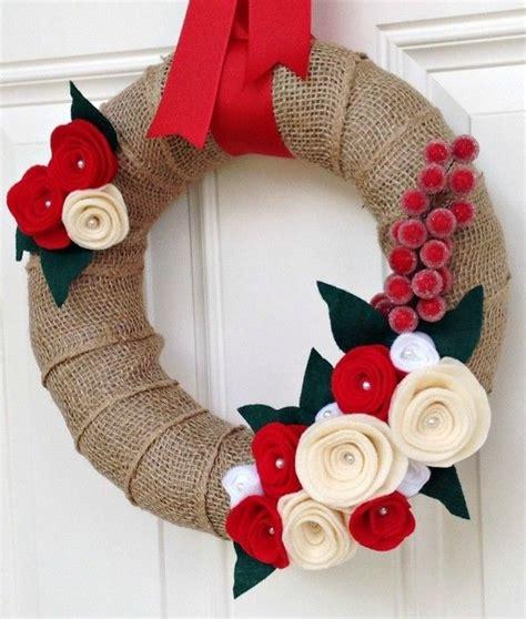 easy diy christmas wreaths ideas