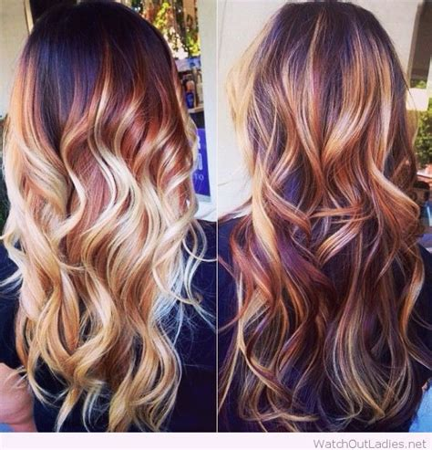 Different Colors Hair by Best 25 Different Hair Colors Ideas On Dyed