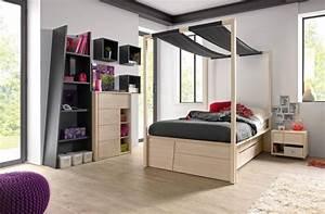 Couche Pour Ado Fille : chambres et lits pour jeunes adolescents ~ Preciouscoupons.com Idées de Décoration