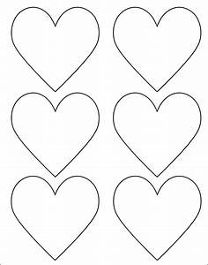 14 printable heart templates to download for free sample With heart template for printing