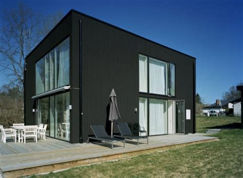 swedish prefab homes arkitekthus prefab homes in sweden contemporist