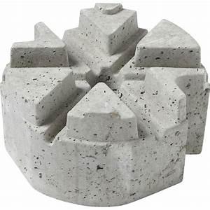 plot pour lambourde h120 mm leroy merlin With plot en beton pour terrasse