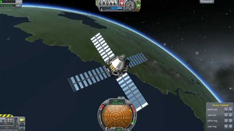 How To Build A Boat In Kerbal Space Program by Kerbal Space Program Satellite Re Entry Pics About Space