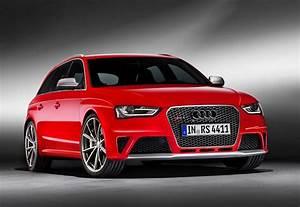Audi Rs 4 : audi a4 rs4 avant 2012 2015 features equipment and ~ Melissatoandfro.com Idées de Décoration