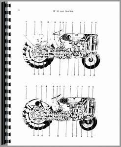 33 Massey Ferguson 65 Parts Diagram