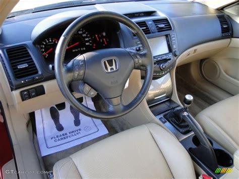 2004 Honda Accord Ex Coupe Interior Photos