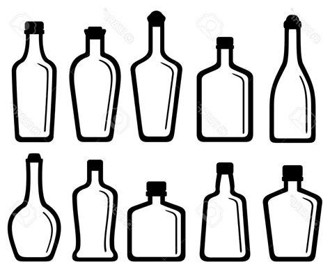 Bottle Clip Bottle Clipart Empty Bottle Pencil And In Color Bottle