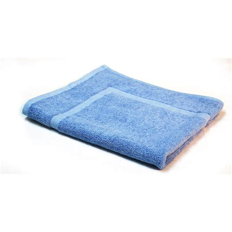 essential bath mat cvd sky blue xmm gsm