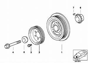 Original Parts For E46 316i 1 9 M43 Sedan    Engine   Belt