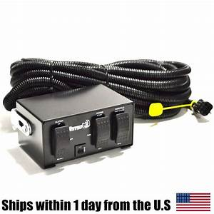 Salt Sand Gas Spreader Control Controller  U0026 Wiring Buyers