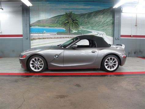 Used 2004 Bmw Z4 2.5i At Aaa Motor Cars