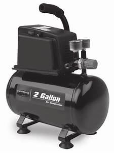 Eagle River 2 Gallon Air Compressor Product Manual  Erc4008