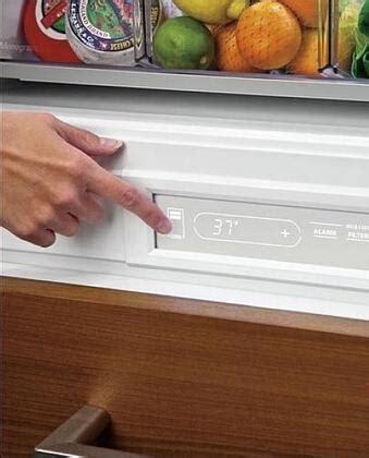 ge monogram zicgndii counter depth refrigerator   cu ft capacity  panel ready