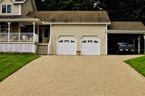 Add Garage Door To Carport by Carport Vs Garage Deciding On The New Addition